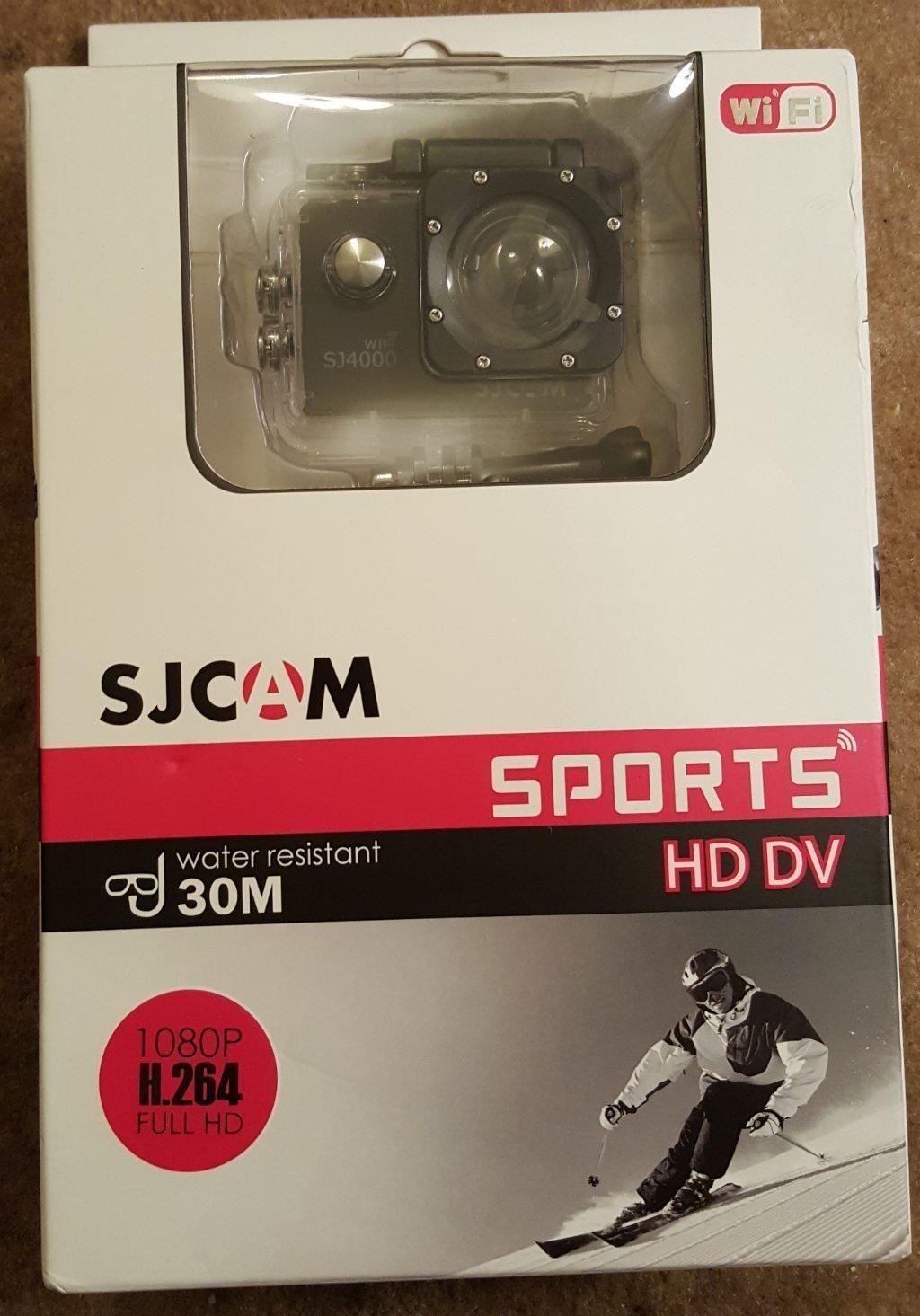sport hd dv camera