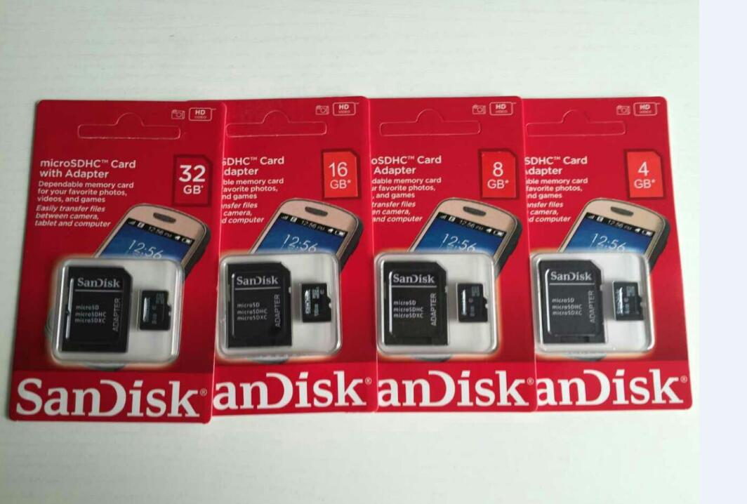 scan disk sd cards